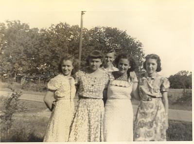 1937-38 Louise School Friends