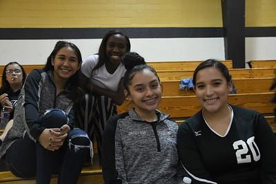 2019 Varsity Volleyball vs Santa Fe