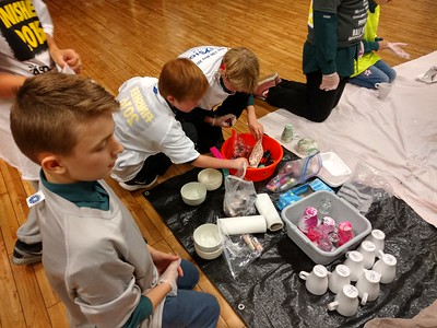 Scouts - Troop Night, Creativity Night