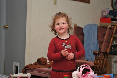 Molly B-day 2008