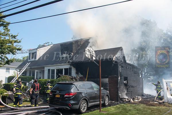 South Farmingdale House Fire 07/24/2021