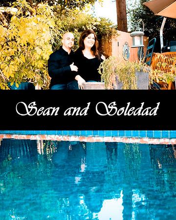 Soledad and Sean Portrait