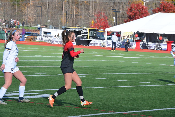 Girls Soccer: GA vs PC - Gallery II
