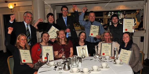 Wyre Winners 13 Nov 2013