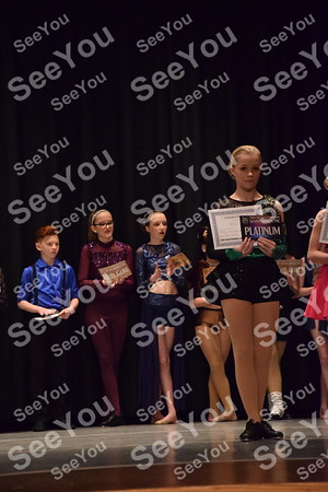 Saturday 3-31 Awards for 12 & Under Solos