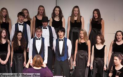 2006-12-07 BHS Choir Winter Concert