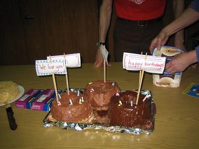 5 Birthdays at AIFD