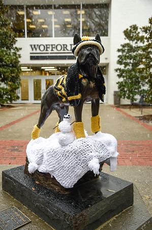 KnitHat Snow Terrier Bronze