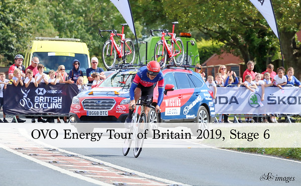 OVO Energy Tour of Britain 2019, Stage 6 - Pershore Individual Time Trial