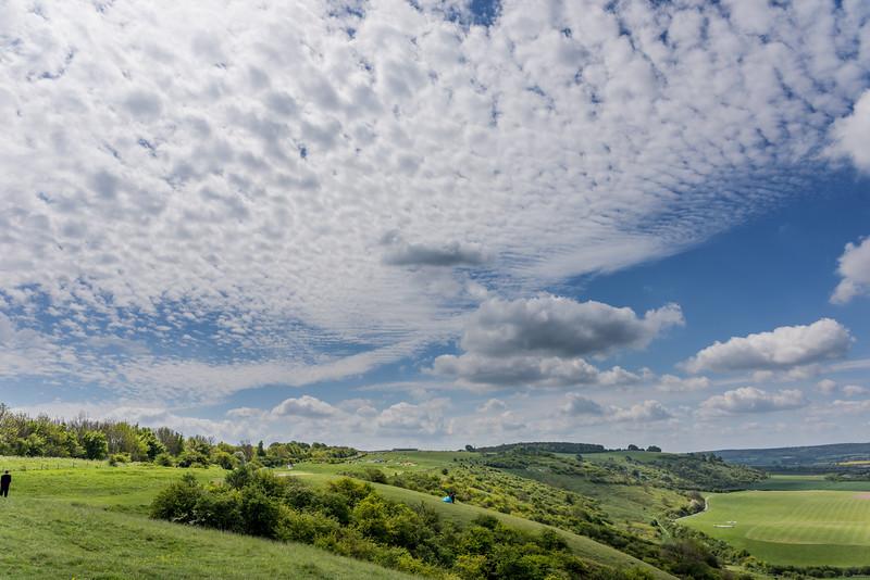 Dunstable Downs ,  Bedfordshire