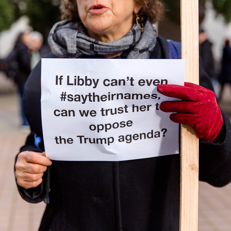 20170117 - T48A9457 -Reclaim MLK 120 Hours SURJ Expose Libby Schaff's Racism, Reject the Trump Agenda in Oakland - photographed by Sam Breach 2017 - 1080 short edge.jpg