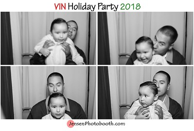 VIN Holiday Party 2018
