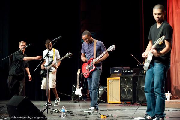 Rockfest 2010 - Four Guys