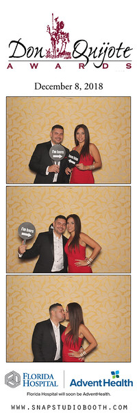 2018-12-08 Don Quijote Awards - Photo Booth