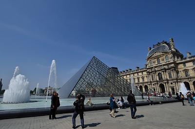Tři dni v Paříži