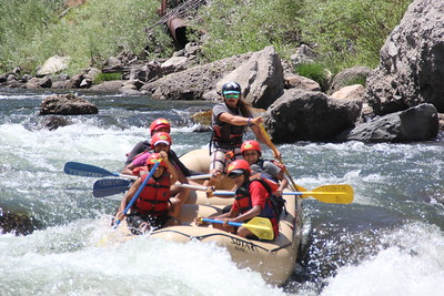 Truckee River Rafting Photos