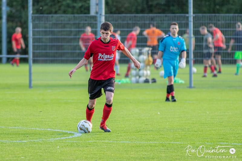2019-08-15 VV Yerseke - VV Kruiningen [oefen, 5-0]