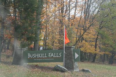 Bushkill Falls (November 4, 2007)