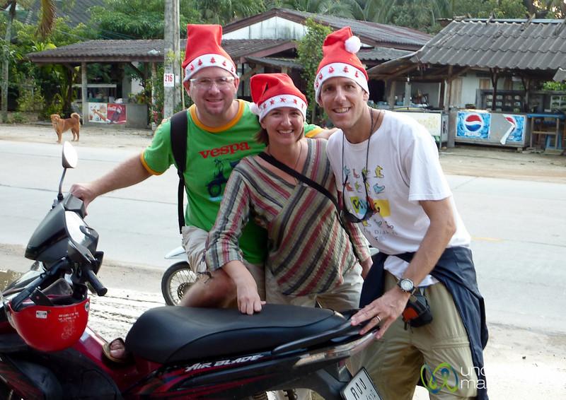 Christmas Spirit on Koh Samui - Thailand