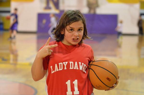 11-12 NW Lady Dawgs vs WS Lady Rockets 12-8-14