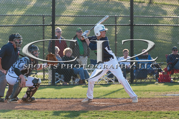 5-22-2015 Dominion at Woodgrove Baseball (Varsity)
