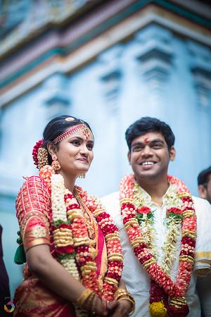 Naveena + Prabhu