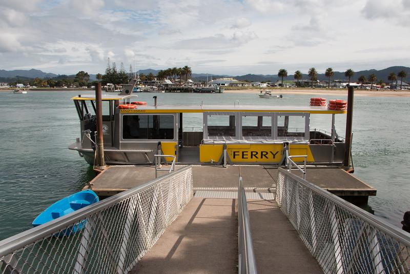 Whitianga ferry 5775