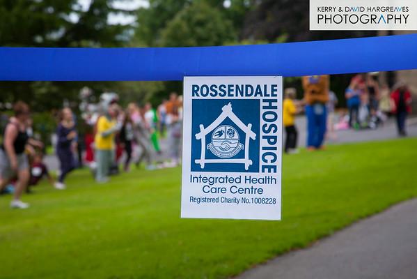 Rossendale Hospice  Onsie Walk 2014