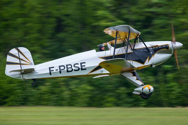 F-PBSE - CASA 1-131E Jungmann