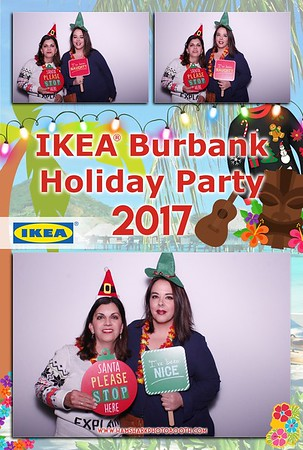 IKEA Burbank Hoilday Party 2017