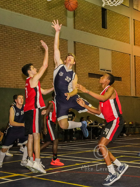 Basketball -  St John's College Tournaments