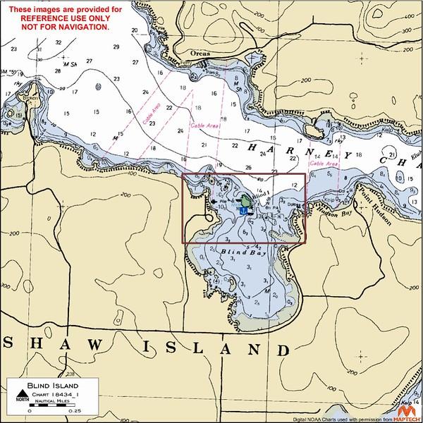Blind Island Marine State Park