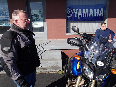 Lee's Inc. ride - Spring 2013
