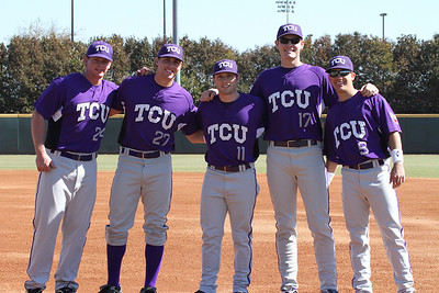 2011 Feb 12 TCU Baseball Almni Game