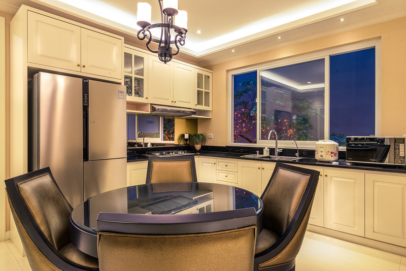 Sunter Dining Room Kitchen
