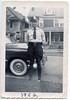 Harry MIller in uniform 1950s