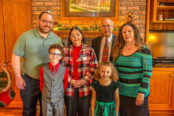 Doug Commer's Family Pics - 12-24-19