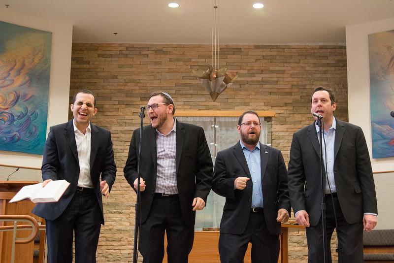 Wizards of Ashkenaz youth  concert for Congregation Beth El Religious School, Dec 18, 2016
