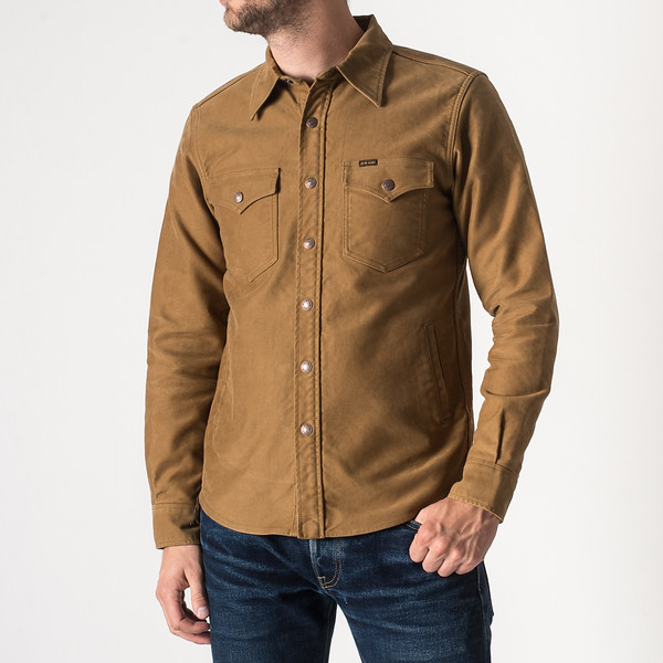 Brown Heavy Moleskin CPO Shirt-Jacket-27.jpg