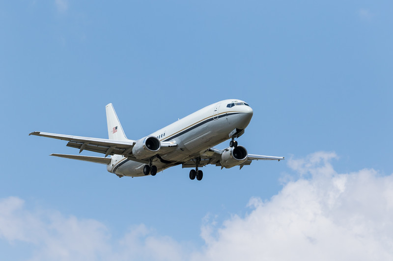 -(Aircraft) Boeing 737-400C  -(Nation & Agency) United States Department of Energy -(Operator) National Nuclear Security Administration