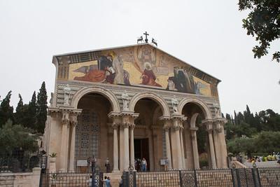 Museum and Jerusalem