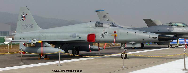 50-526 Northrop F5E Tiger II Republic of Korea Air Force
