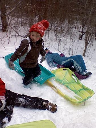 Winter Fun Day Feb 2010