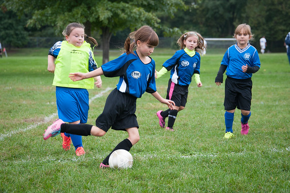 Muncy vs. South Williamsport U8 Soccer