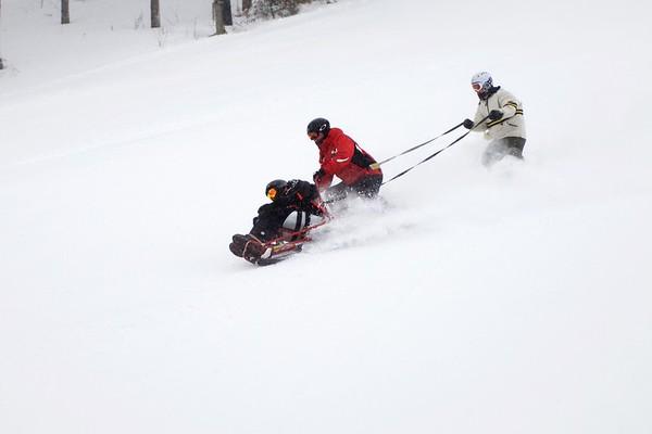 SCI Ontario Ski Day 2016