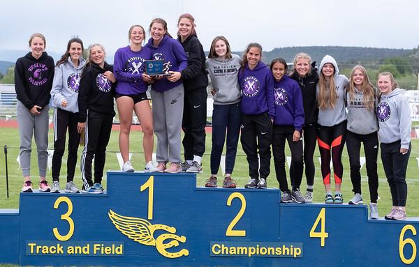 2019 IMC district track championship