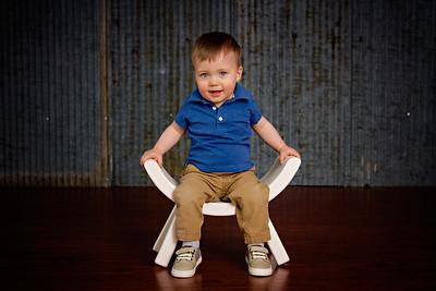 Gavin 1 year