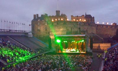 2010 Simply Red at  Edinburgh Castle