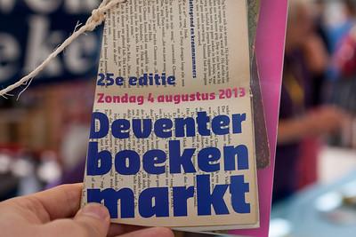 Boekenmarkt 2013