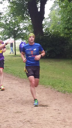 Matt's 100th Parkrun